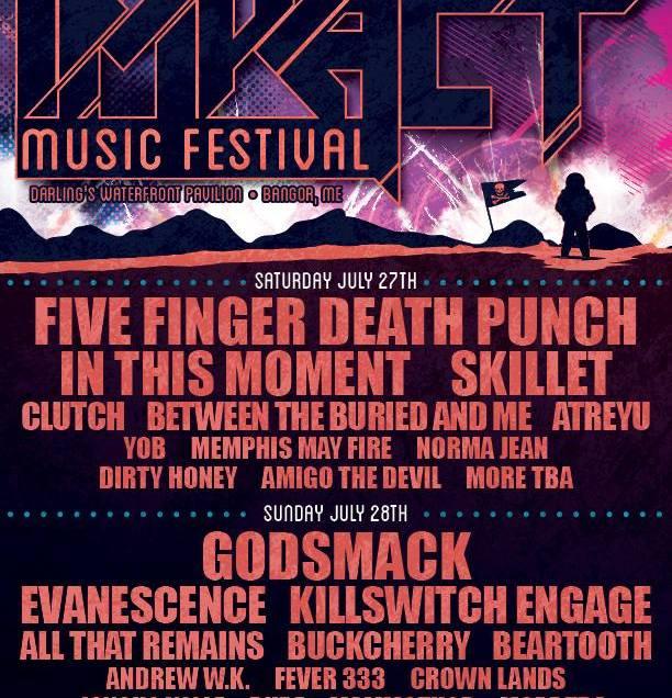 Second annual Impact Music Festival lineup announced