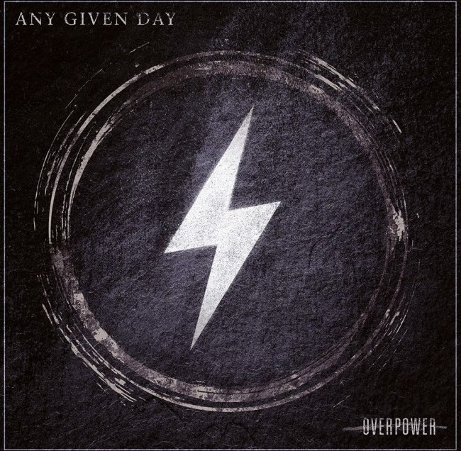 German metal band Any Given Day have announced their new album 'Overpower'.