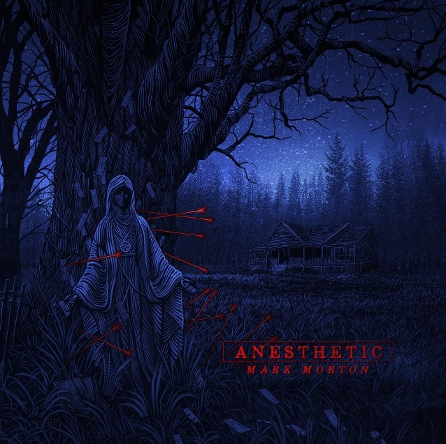 Lamb of God guitarist Mark Morton has announced collaborative album project 'Anesthetic'.
