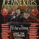 Ice Nine Kills to headline The Octane Accelerator Tour 2019.