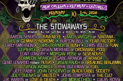 Stowaways Announced for ShipRocked 2020