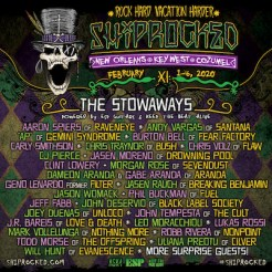 ShipRocked Stowaways lineup for 2020 has been announced!
