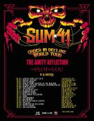 Sum 41 announces Order In Decline World Tour for Fall 2019.