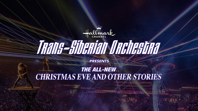 Trans-Siberian Orchestra announces 'Christmas Eve and Other Stories' winter tour for 2019.