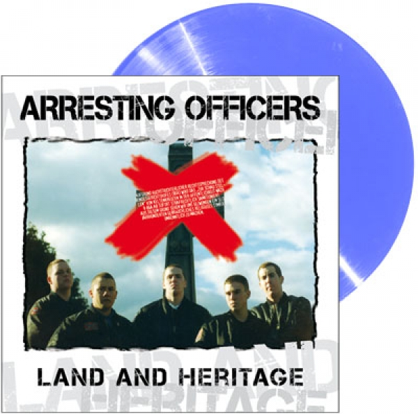 Officers Arresting Heritage Land And