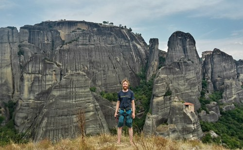 Greece #2 – Meteora and the Pillar of Dreams
