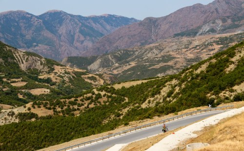 Albania – cycling heaven thanks to the people