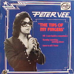 Peter Vee - The Tips Of My Fingers