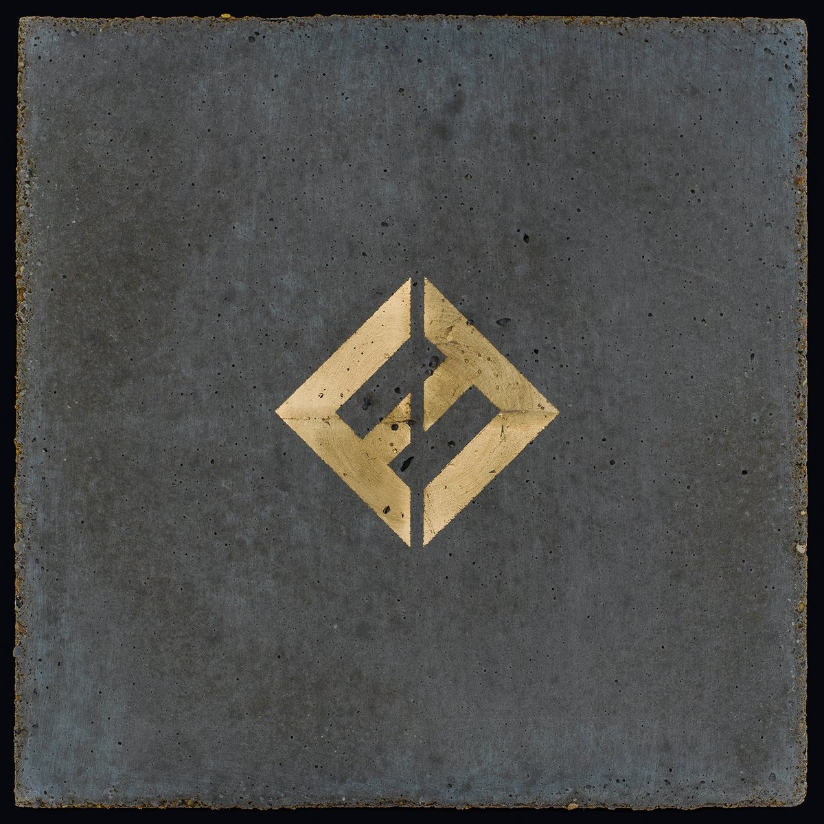 album_concreteandgold.jpeg novo álbum do foo fighters Novo álbum do Foo Fighters album concreteandgold 1