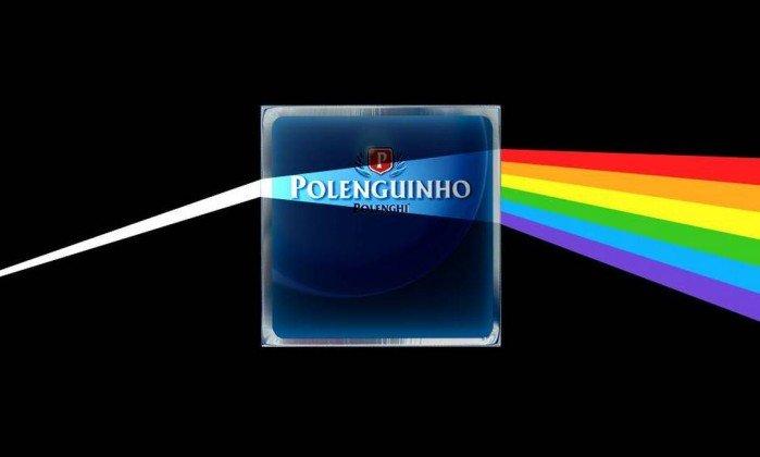 internautas confundem referência a pink floyd com arco-íris lgbt e atacam post do polenguinho Internautas confundem referência a Pink Floyd com arco-íris LGBT e atacam post do Polenguinho polenguinho arco iris pink floyd