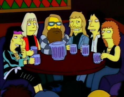 aerosmith.jpg  As Principais Participações de Bandas e Artistas nos Simpsons aerosmith