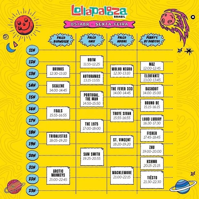 Lollapalooza-2019-Sexta.jpg  Lollapalooza Brasil anuncia horários e divisão para 2019 Lollapalooza 2019 Sexta 1