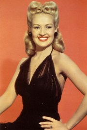 betty grable rockabelle bombshell