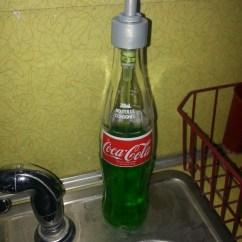 Kitchen Dish Soap Dispenser Bath And Stores Diy Coca Cola Rockabelle Bombshell