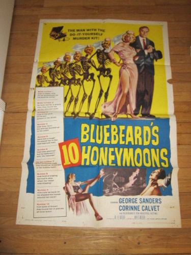 bluebeards 10 honeymoons 1 sheet
