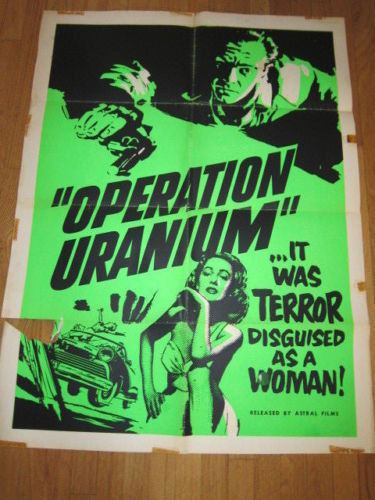 operation uranium 1 sheet