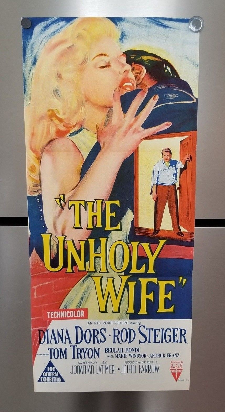 unholy wife daybill front