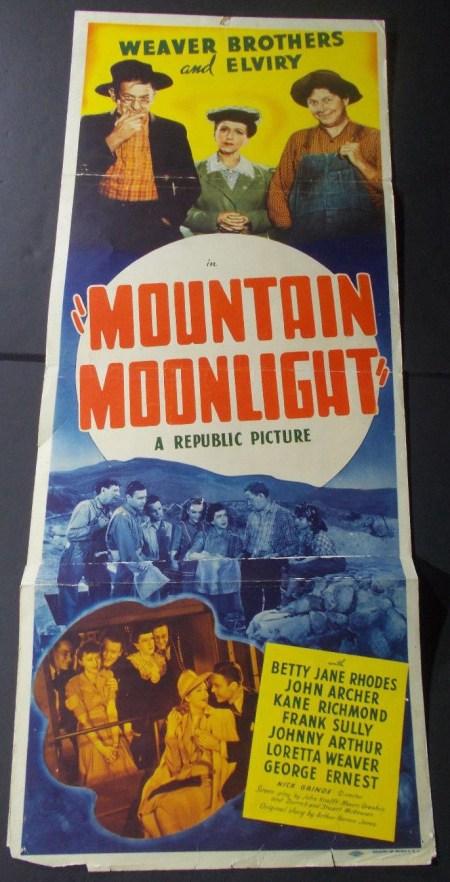 mountain moonlight insert