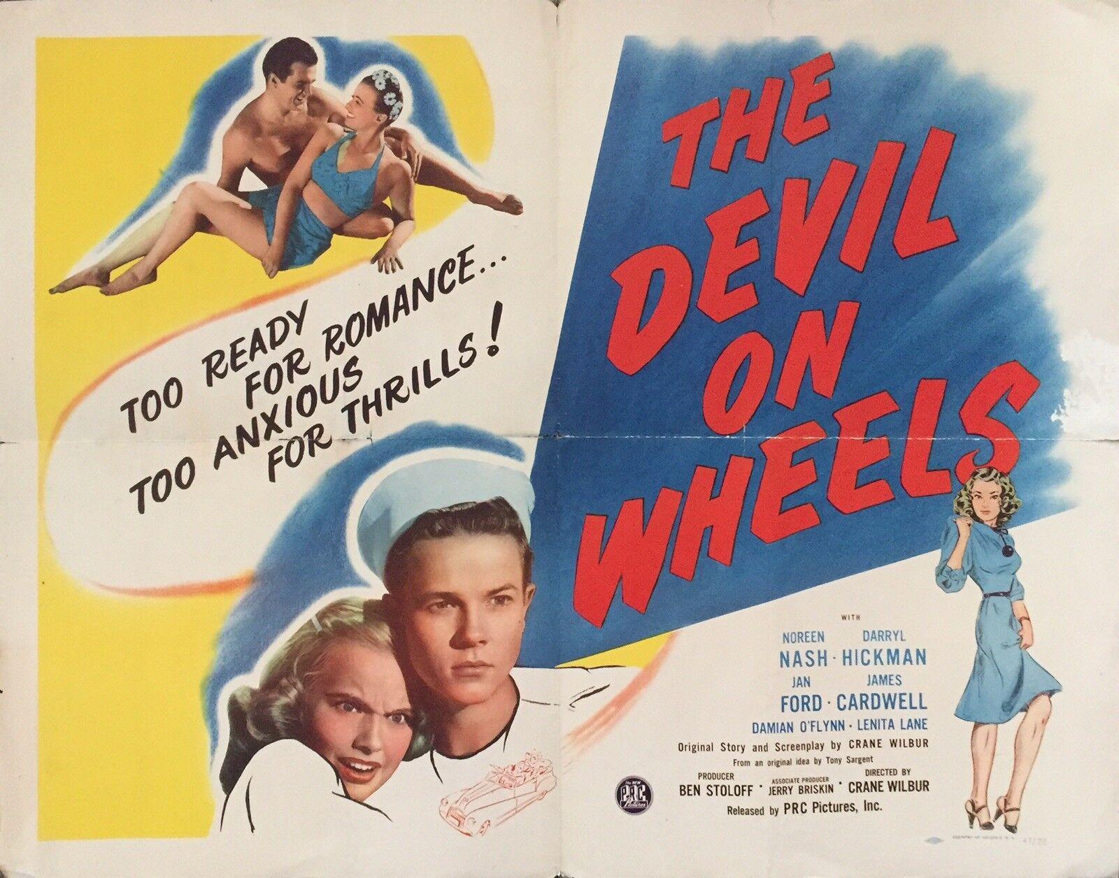 devil on wheels half sheet 2