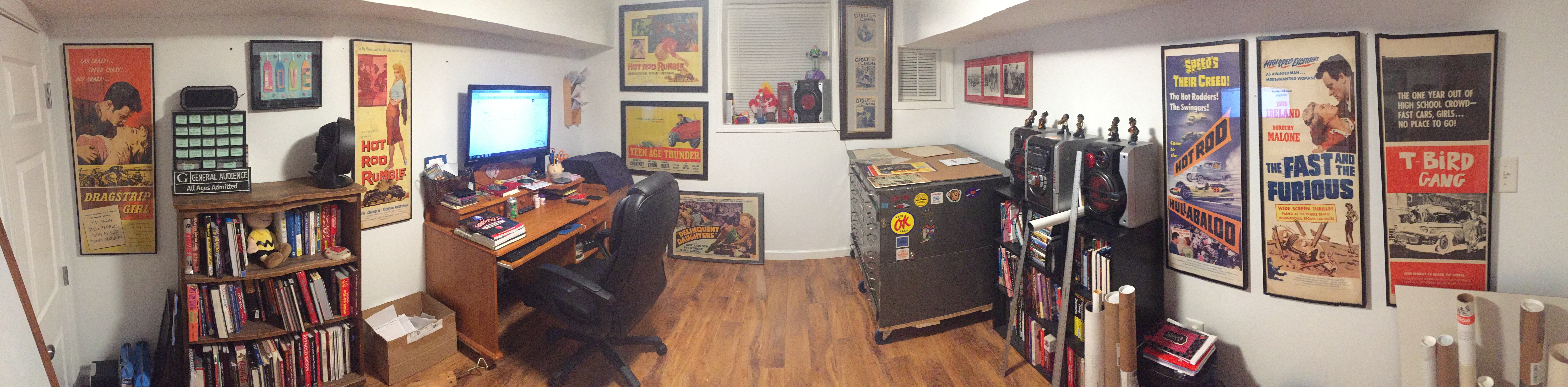 poster lair 2-19