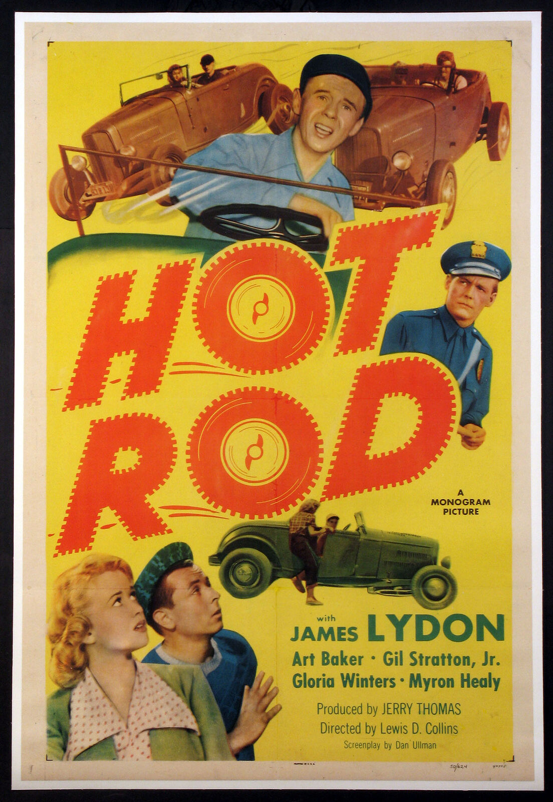 hot rod 1 sheet