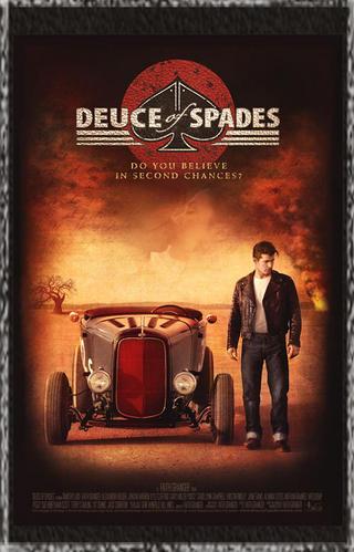 deuce of spades 24x36