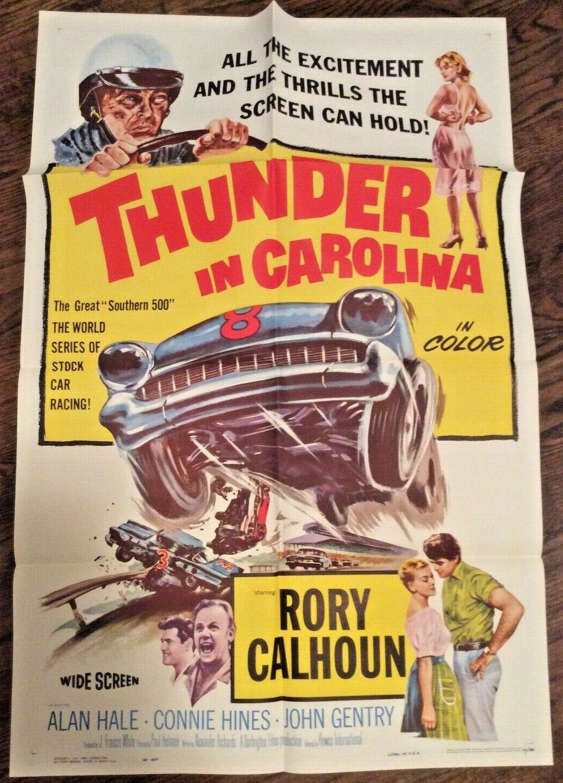 thunder in carolina 1 sheet