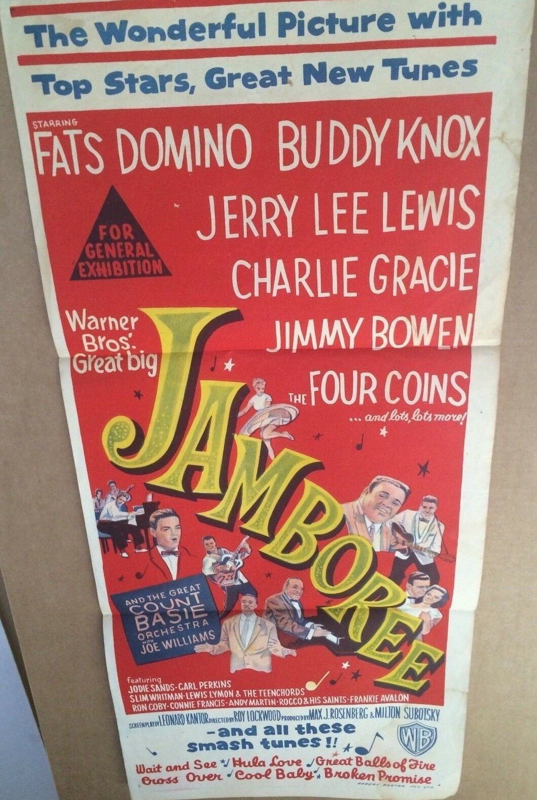 jamboree daybill