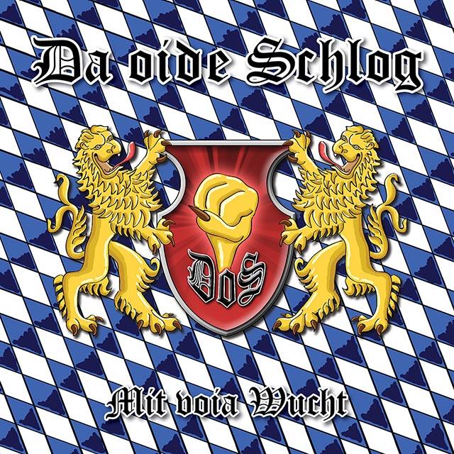 Da oide Schlog - Mit voia Wucht Cover