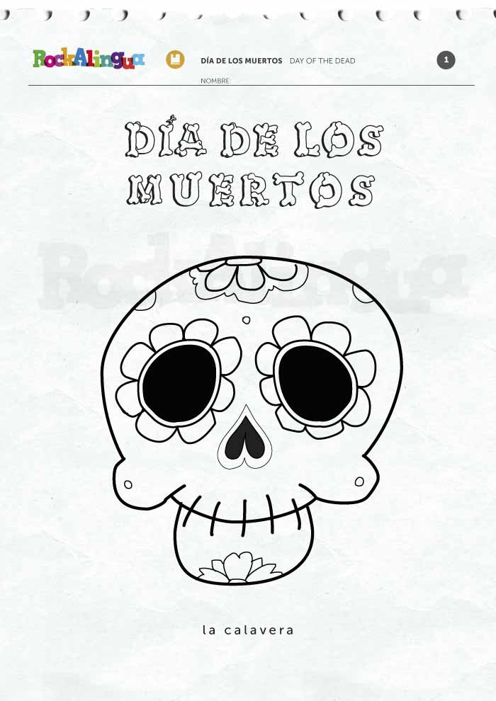 Worksheets In Spanish Pages Coloring Pages