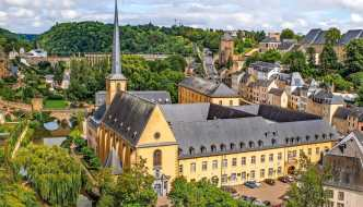 Things to do in Luxembourg City in One Day