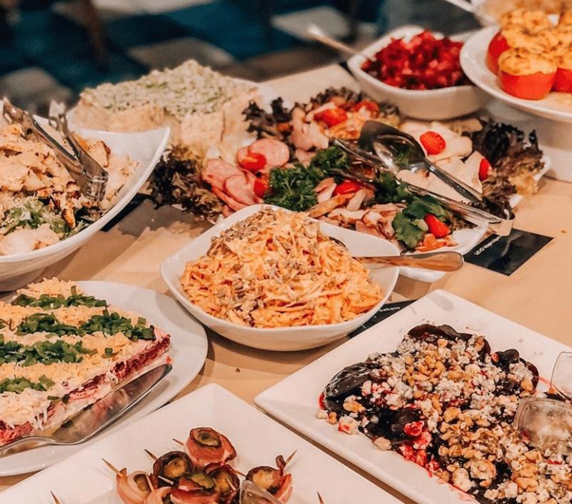 Lido restaurant in Riga, Latvia
