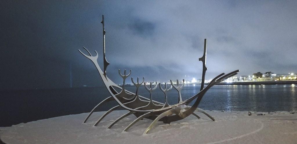 one day in Reykjavik