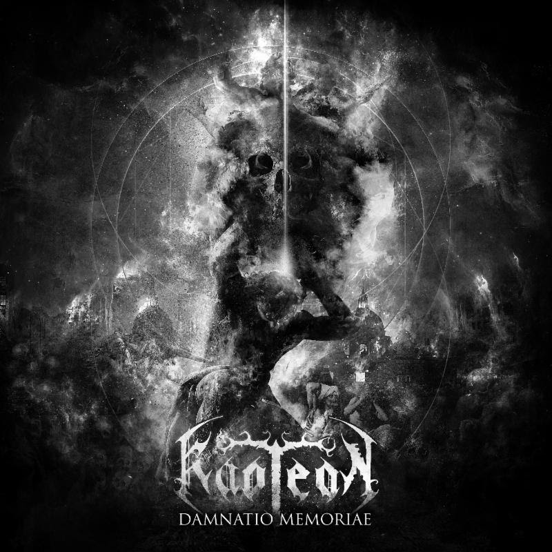 "Interview With Anthony And Walid Of Blackened Death Metal Band KAOTEON Who Are Set To Release ""Damnatio Memoriae"" in February"
