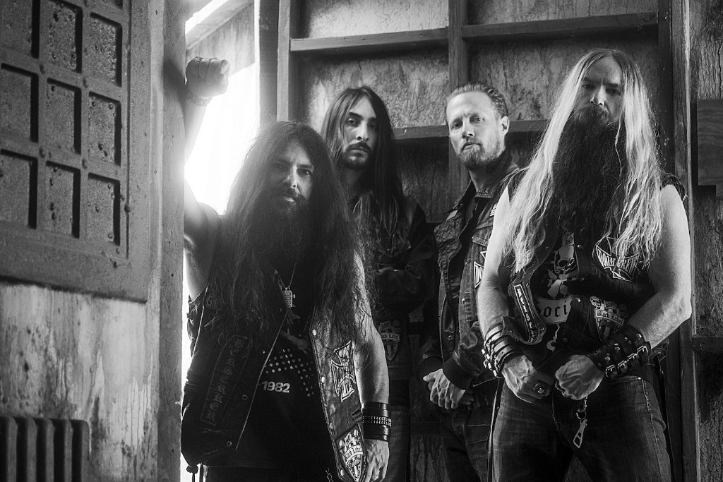 "BLACK LABEL SOCIETY DEBUT NEW TRACK, ""TRAMPLED DOWN BELOW"" VIA REVOLVER MAGAZINE"
