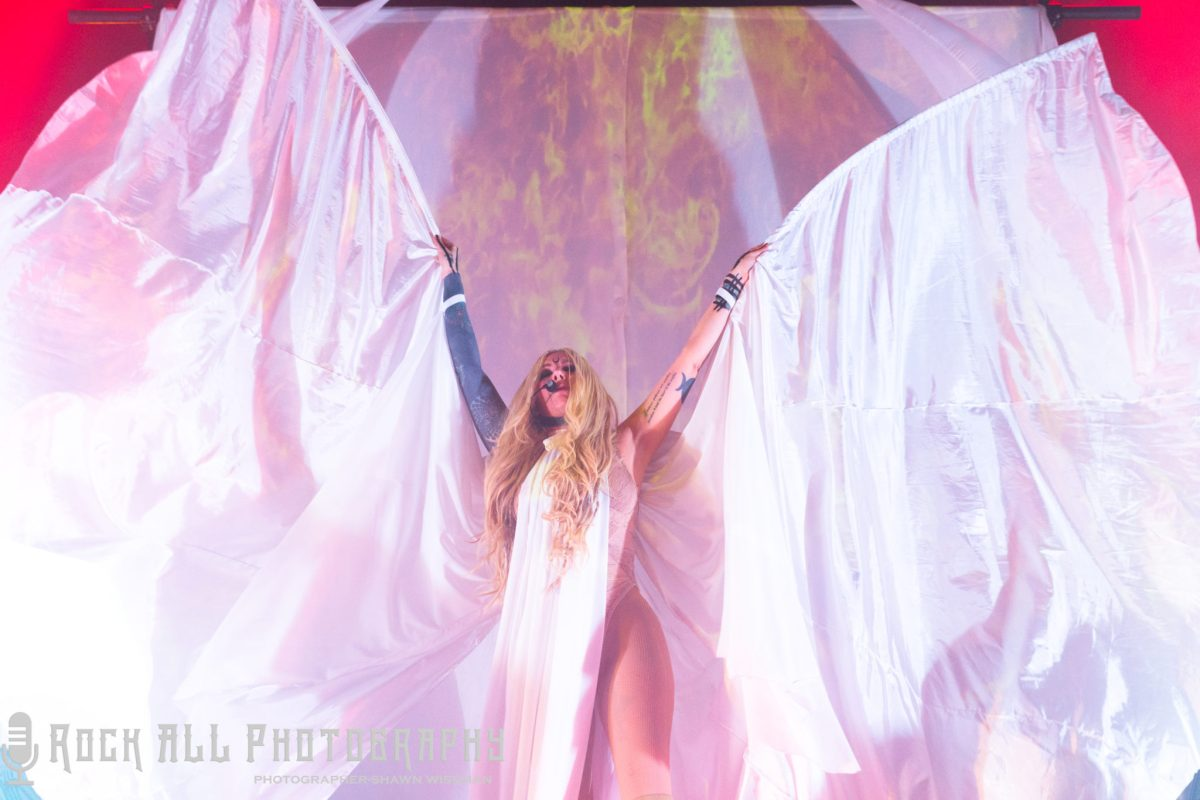 In This Moment - Show Review And Photos! Columbus, Ohio 2/2/18