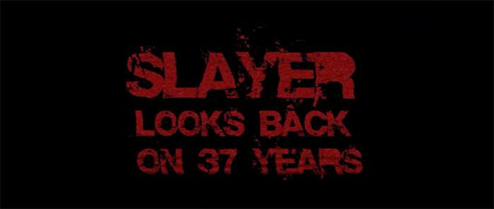 SLAYER LOOKS BACK ON 37 YEARS Episode 1