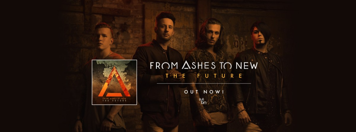 "FROM ASHES TO NEW'S LATEST - ""THE FUTURE"" - CHECK OUT OUR REVIEW!"