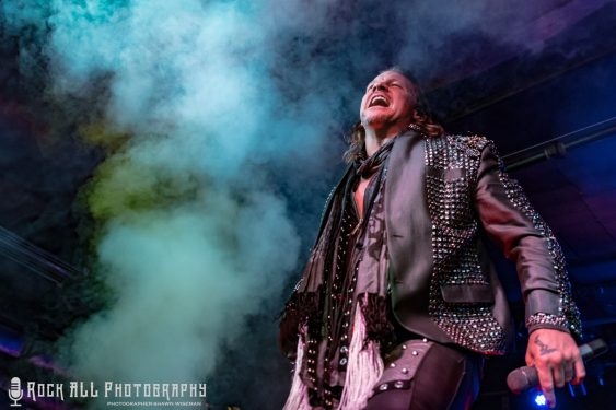 Coverage Of A Knock Out Show At Rockstar Pro Arena In Dayton, Ohio! Fozzy and Through Fire!!