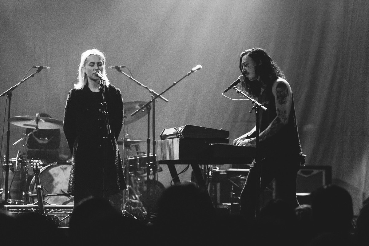 "PHOEBE BRIDGERS + NOAH GUNDERSEN Release ""Killer + The Sound"" Live Video Collaboration On NPR"
