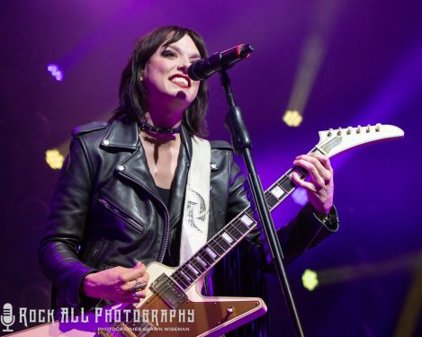 Check out our photo's of Halestorm at Riverbend Music Center in Cincinnati, Ohio