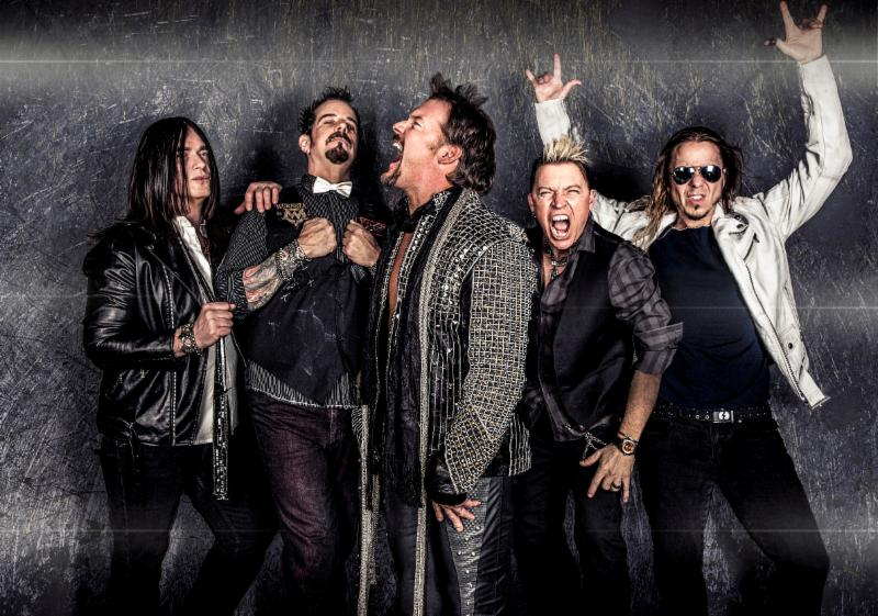 "FOZZY ANNOUNCES THE NEXT LEG OF THE ""JUDAS RISING TOUR"" - ""PAINLESS"" ENTERS TOP 10 ON ACTIVE ROCK RADIO"