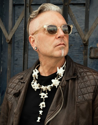 "Legendary Producer JOHN FRYER Releases New Americana-Noir Single/Video ""That Which Watches"""