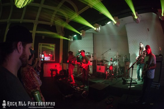 Big Something bring a killer sound and amazing light show to Covington, KY! Review and Photo's here!