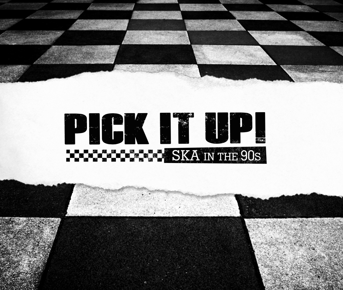 Filmmakers Launch Kickstarter for 'Pick It Up! Ska In The 90's' Documentary Exploring the 1990's Third Wave Ska Explosion