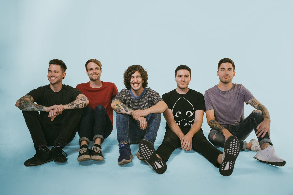 REAL FRIENDS ANNOUNCE THIRD ALBUM COMPOSURE