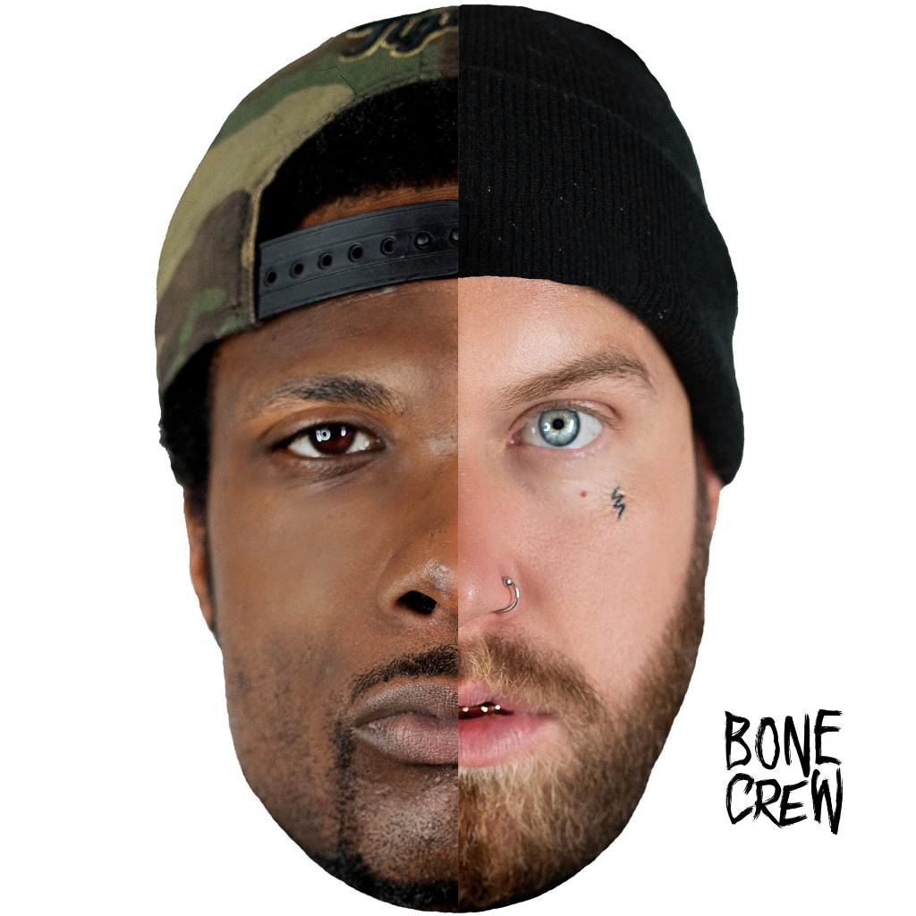 INTRODUCING... BONE CREW - New project features Attila's Fronz and Da Boi J