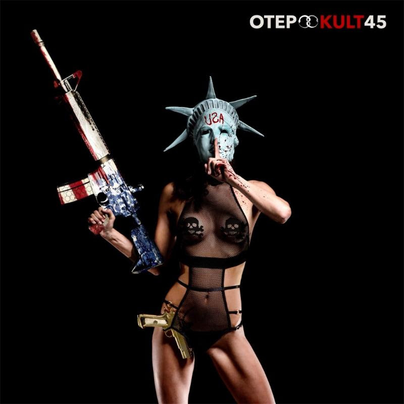 "OTEP Condemns Hate Groups in New Anthem ""Molotov"", Watch via New Lyric Video"