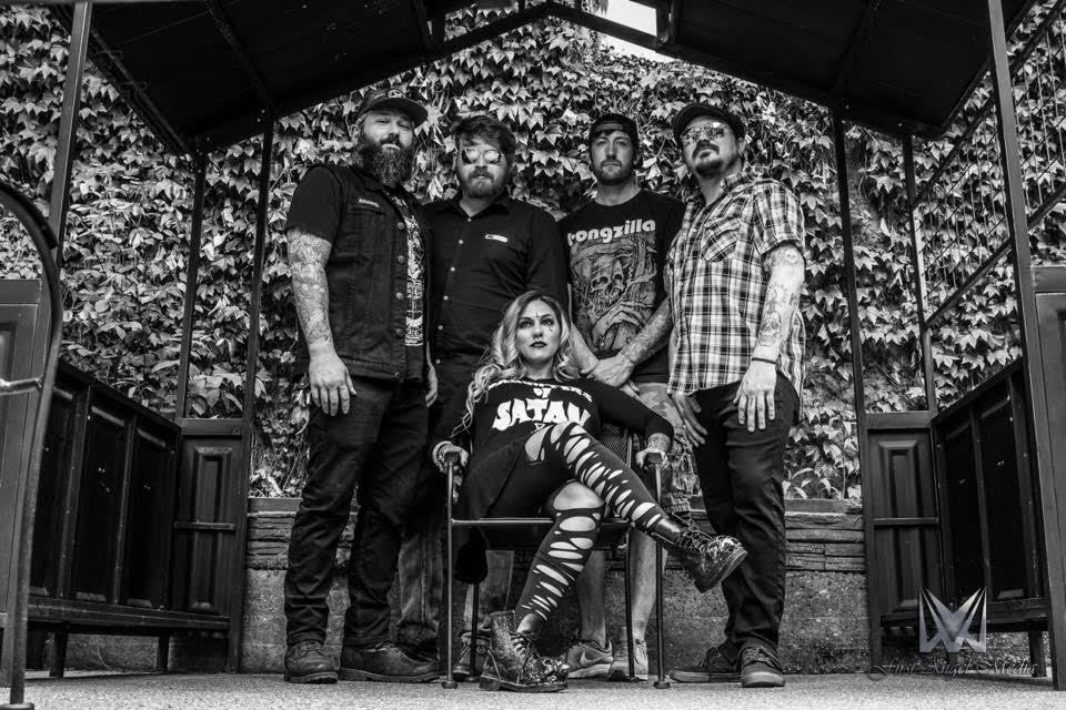Reign of Z Releases Single Dysmorphia; Co-Headline Show with Black Valentine at Whiskey a GoGo August 10, 2018