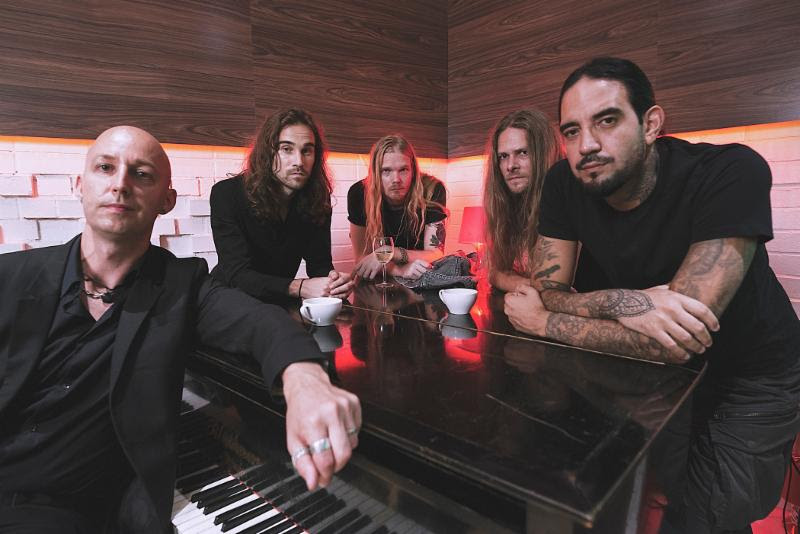 SOEN: Swedish Progressive Metal Collective Streams New Track From Forthcoming Lotus Full-Length; Preorders Available